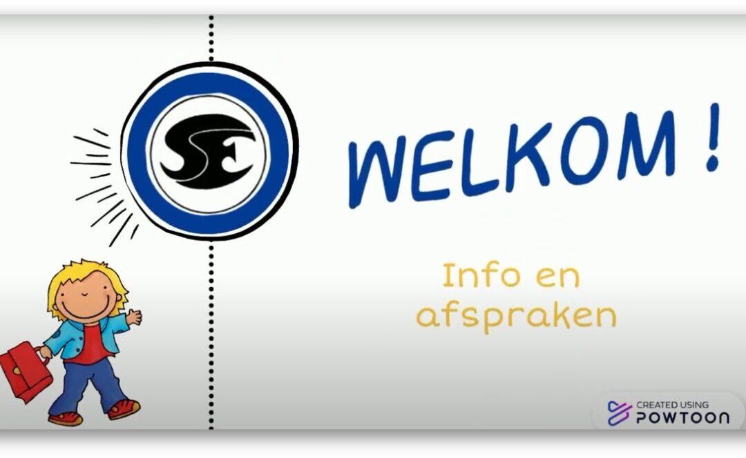 Info en afspraken kleuterschool Merksem
